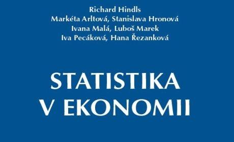 Nová učebnice statistiky Statistika v ekonomii